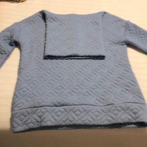 Gap Fit Quilted Sweatshirt